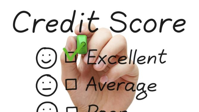 A good credit score means more loan approval chances