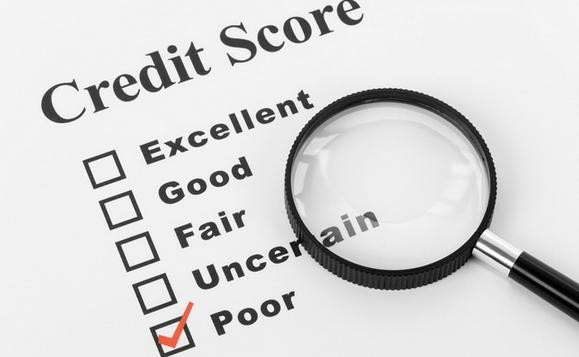 A low credit score is highly undesirable