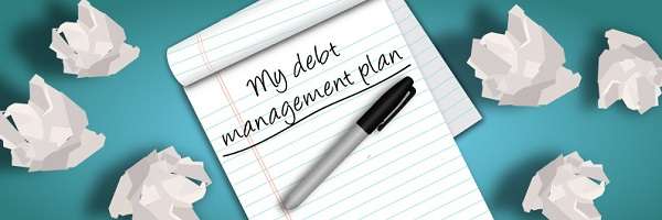 Debt management should be your priority