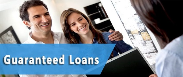Guaranteed loans are hassle-free and can improve your score