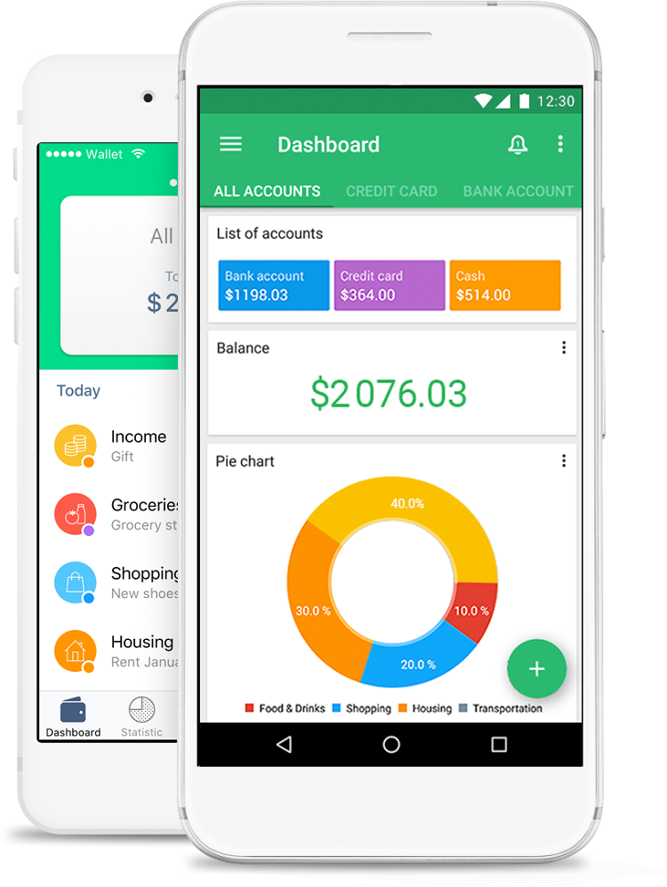 Spending tracker apps let you save time and money