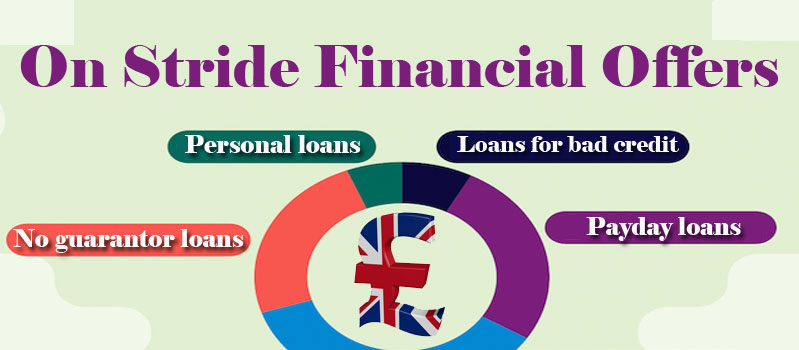 On Stride Financial Offers